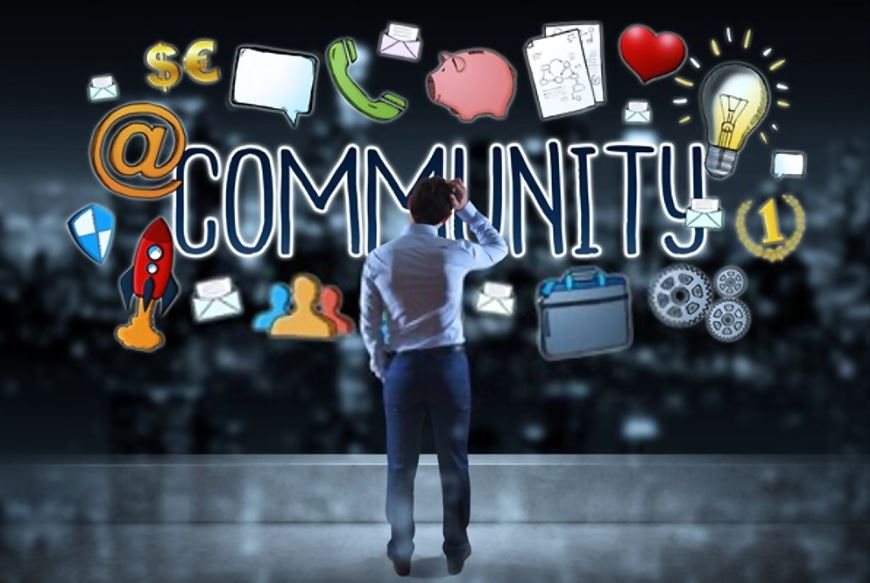 community building for your brand